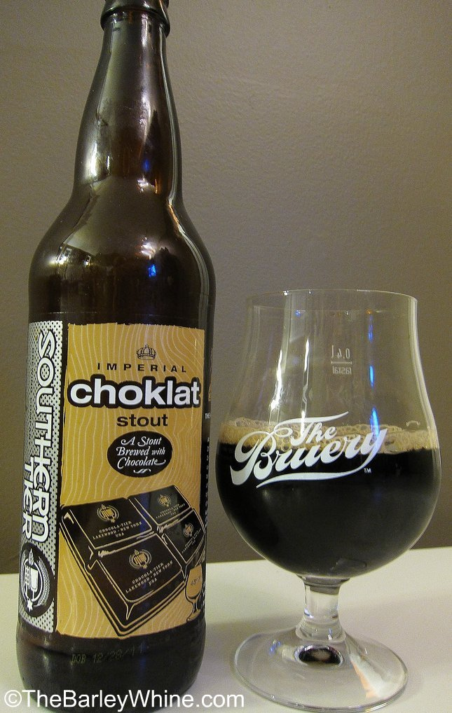 Southern Tier's Choklat Imperial Stout