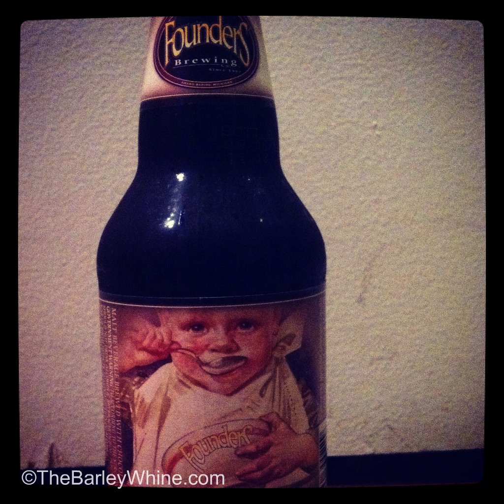 Founders Double Oatmeal Chocolate Stout