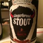 Buffalo Bayou Gingerbread Stout 2
